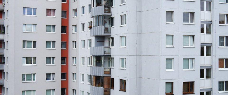Nová bytovka pro rodiny