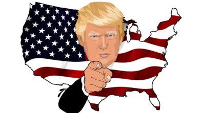 Právníci Donalda Trampa chtějí zastavit vydání knihy o prezidentovi