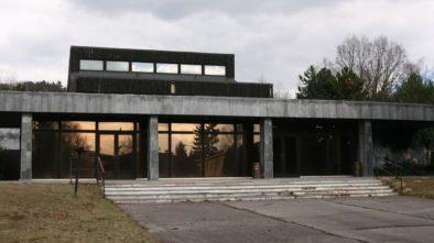 Rekonstrukce smuteční síně Brno