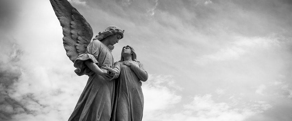 Nová socha u jezuitů