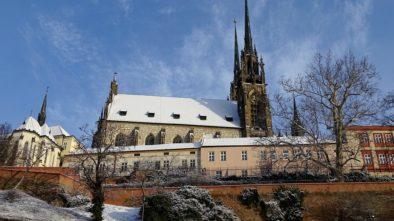 Brno bude nejspíše bojovat o titul Evropského hlavního města kultury