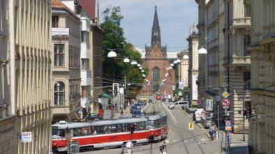 Začne se stavět tramvajová trať do Bohunic
