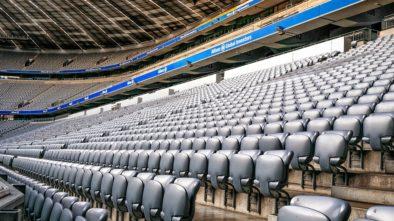 DRFG Aréna má za sebou rozsáhlou modernizací
