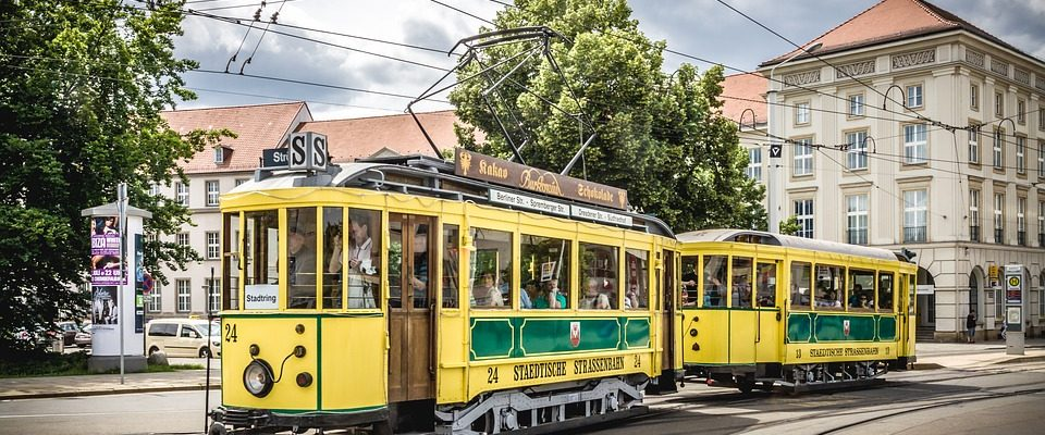 Už je to 150 let, co Brnem projela první tramvaj