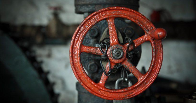 Začala oprava potrubí na ulici Veveří