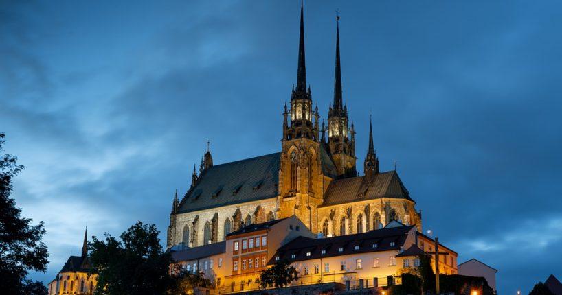 Brno má nový web. Mapuje i sochy a architekturu
