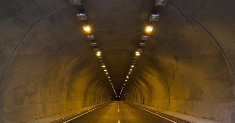 V Husovickém tunelu se měří rychlost